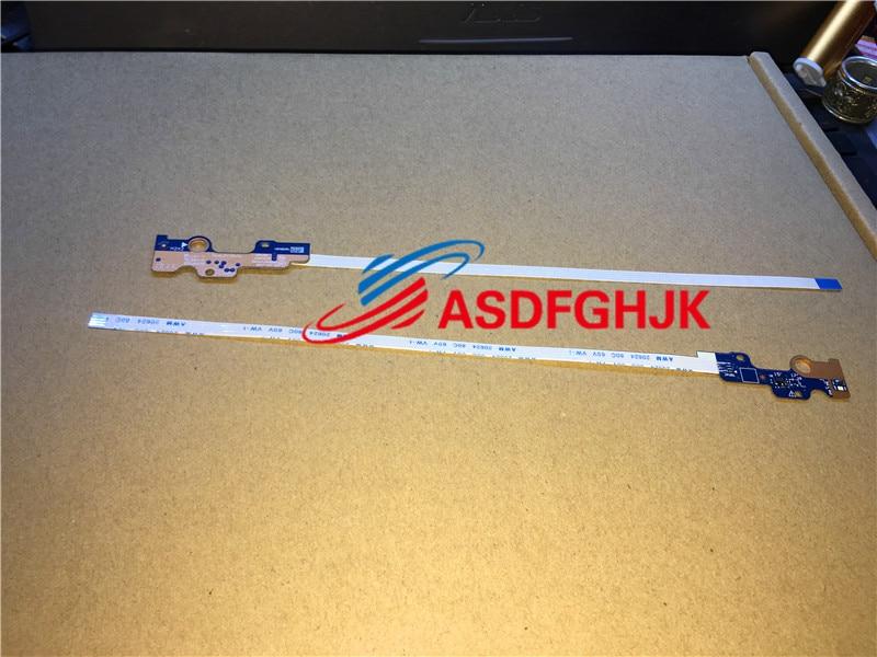 אמיתי עבור Dell INSPIRON 5570 P75F LS-F114P כוח לוח מתג NBX00028G00