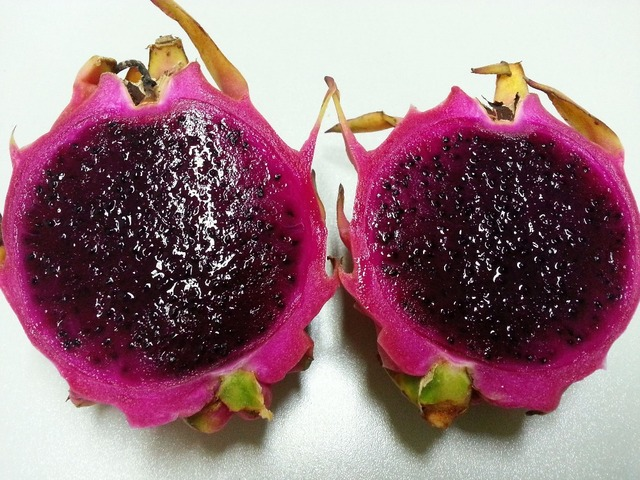 50 pcs/bag Sweet Pitaya China Rare dragon fruit Seeds High