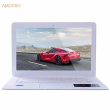 Amoudo-6c плюс intel core i7 процессор 14 дюймов 4 ГБ ram + 1 ТБ hdd windows 7/10 система 1920*1080 p bluetooth, wi-fi ноутбук ноутбука