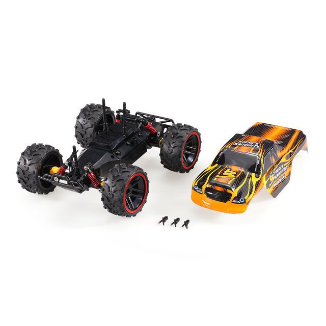 Rui Chuang QY1806A 1/16 2.4G 2CH 2WD Electric Off-road Buggy Short Course Pick-up RC Car