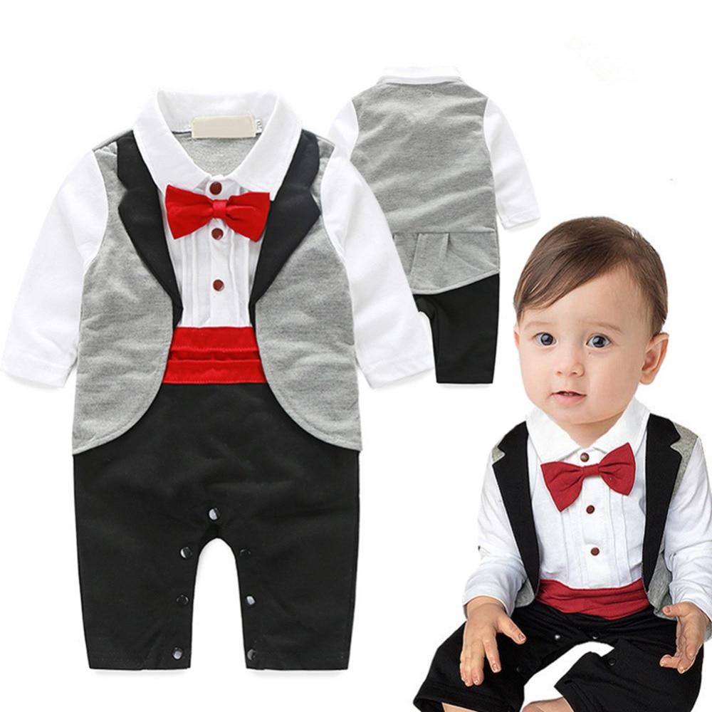 Նորածին երեխաներ Rompers Հագուստ - Հագուստ նորածինների համար - Լուսանկար 4