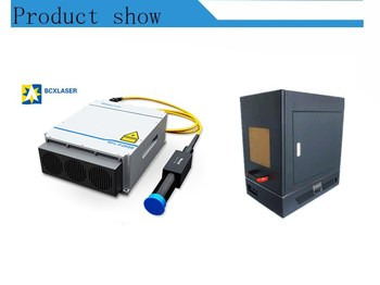 factory sale Rycus laser marking machine Enclosed system for sale