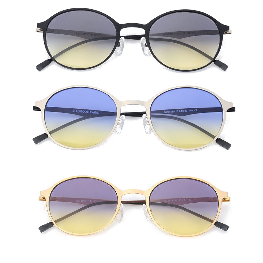 2019 Alloy Vintage Runde Sonnenbrille Männer Outdoor Reisen Frauen - Bekleidungszubehör - Foto 2