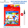 Faber Castell 48 Color Water Soluble Colored Pencil Color Set Curtain Watercolor Paper Student Stationery School