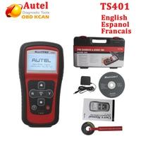 Original Autel TPMS Diagnostic and Service Tool MaxiTPMS TS401 V2.56 Autel MaxiTPMS TS401 Diagnostic Tool Autel TPMS Scanner