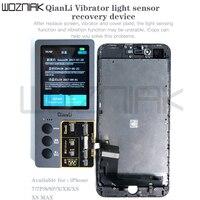 Qianli Icopy Programmering Overbrengen Gegevens Op Voor Iphone Onderdelen Icluding Lcd Touch Vibrerende Motor En Baseband-in Elektrisch gereedschap sets van Gereedschap op