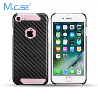 Hot Selling Products Luxury Case Real Carbon Fiber Case Cover For IPhone 7 7 Plus Hexagon