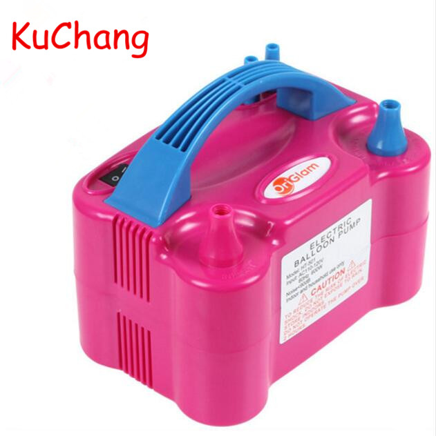 Portable 220V 600W Electric Air Blower Party Balloons Pump Inflator-US SHIP