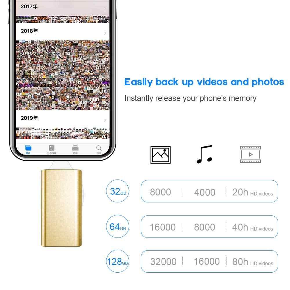 新しい Usb メモリスティック 128 ギガバイト iPhone 7 7s プラス 6 6S ipad ペンドライブ 256 ギガバイト HD USB フラッシュ 3.0 OTG USB フラッシュドライブ 16 ギガバイト 32 ギガバイト 64 ギガバイト