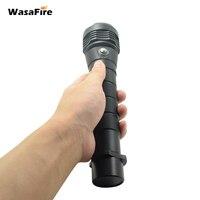Portable 3800 Lumens XHP50 LED Dive Flashlight Powerful Tactical Lantern Underwater 100m Waterproof Lamp 18650 Scuba Torch