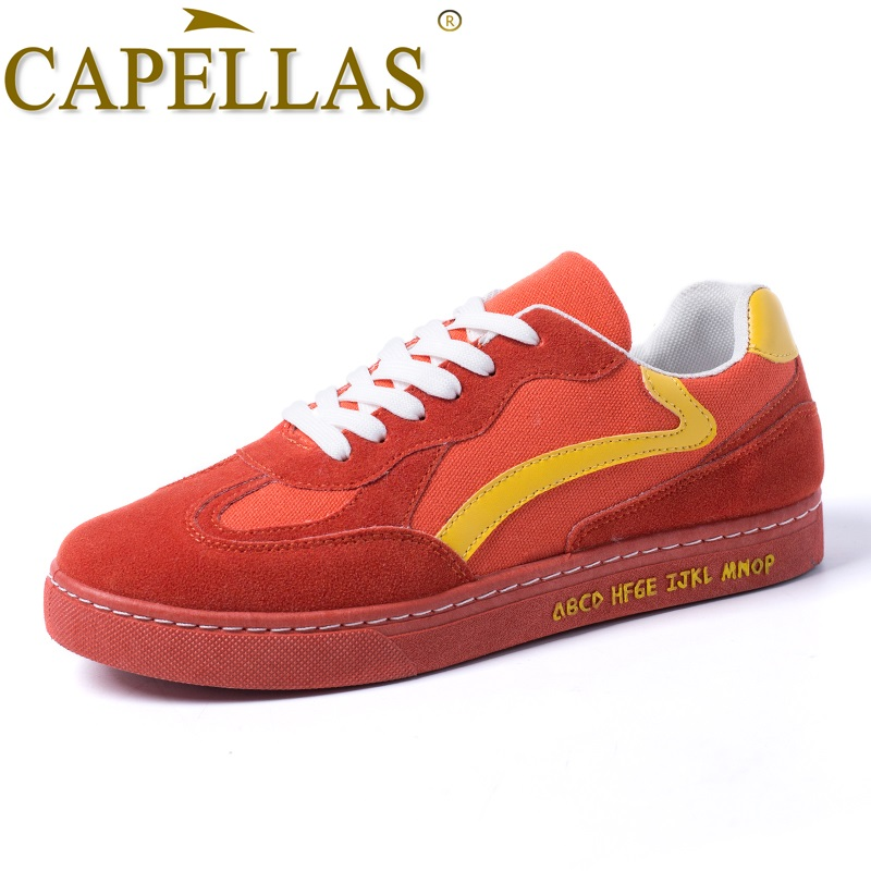 CAPELLAS Nuevos Hombres Primavera Zapatos Nueva Tendencia Hombres - Zapatos de hombre - foto 1
