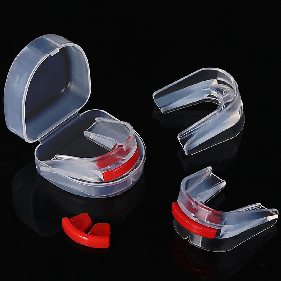 WorthWhile Sports Mouth Guard Made with EVA Material for Teeth Protection of Kids/Adults 15