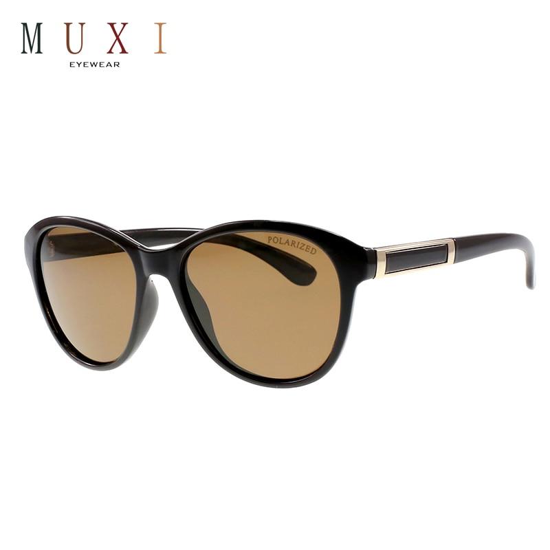 MUXI Freies Verschiffen Runde form vogue design sonnenbrille ...