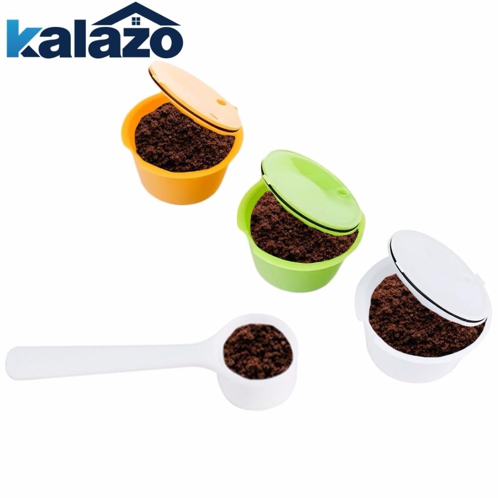 Kavne kapsule za večkratno uporabo večkratne podloge za Nescafe - Kuhinja, jedilnica in bar