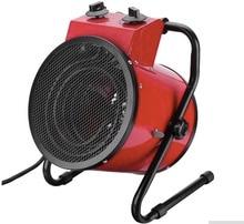 3000W Industrial Electric Heater Fan Adjustable Commercial Warm Heater Blower Air Workshop Space Garage Heating Appliances 220V