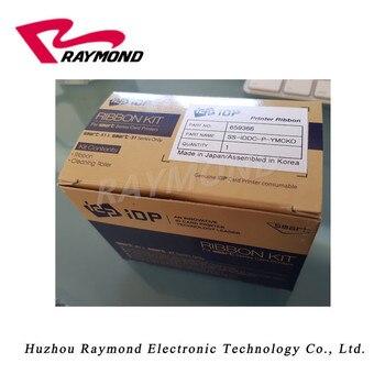 Original IDP 659366 SS-IDDC-P-YMCKO Color Ribbon - YMCKO - 250 prints,for work with Smart 31 & 51 series card printer
