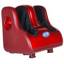 Heating Electric Airbag Shiatsu Rolling Luxury Foot Leg Massager