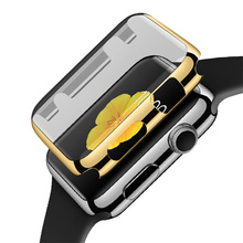 Full Protection Cover Case for Apple iWatch Series 2 cases Screen Protector in 1 iwatch Series2 38mm 42mm