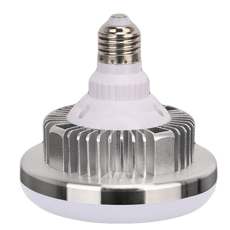 Metal 65W 5500K 220V-240V LED Photo Lighting Studio Video Daylight Lamp E27 Bulb For Photographic Studio Softbox Strobe Light