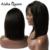 Cheap Parte Dianteira Do Laço Perucas de Cabelo Humano Perucas Curtas Para As Mulheres Negras Humanos cabelo Bob Peruca Brasileira Do Cabelo Corte Curto Peruca Com o Cabelo Do Bebê