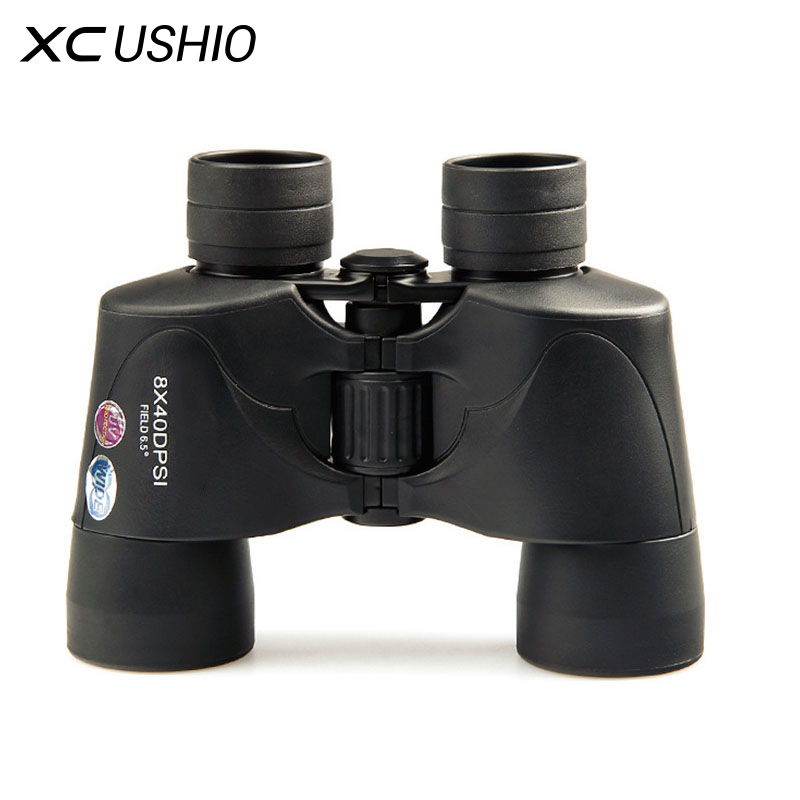 Powerful Monocular Binoculars 8x40 Hunting Tactical Telescope Binocular Magnifier Protective Film Wide Angle Lens Glass Prism mystery 8x40 binoculars with carrying pouch page 2