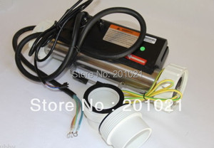 Image 4 - LX 3kw I shaped Spa bathtub Heater   H30 R1 with seperate pressure switch by second wire Chinese spa heater