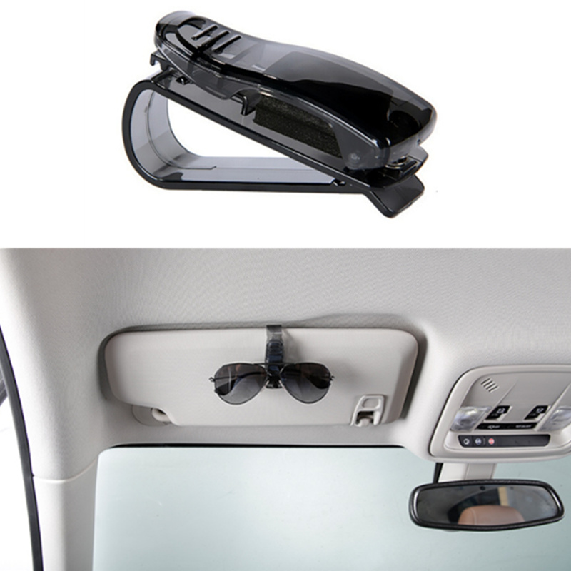Car Accessory Sun Visor Sunglass Glasses Clip Ticket Holder Stand for Lexus  RX300 RX330 RX350 IS250 LX570 is200 is300 ls400 CT c1334be1099