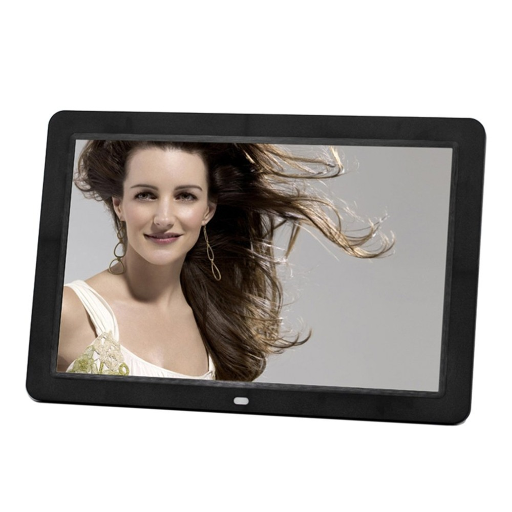 Multifunctional Digital Frame Hd 12 Electronic Album Video Music Player With