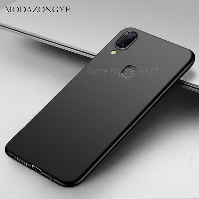 hot sale online dbb86 c613a US $1.59 20% OFF|Soft Case For Vivo V9 Case Vivo V9 Case Silicone Back  Cover Phone Case For Vivo V9 VivoV9 V 9 1723 funda 6.3 inch-in Fitted Cases  ...