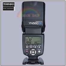 Newest Yongnuo YN-560IV YN560 wireless Flash light Speedlite Speedlight for Canon Nikon Pentax Olympus 3000 D60 D40X D800 D600
