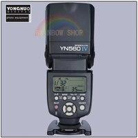 Newest Yongnuo YN 560IV YN560 Wireless Flash Light Speedlite Speedlight For Canon Nikon Pentax Olympus 3000