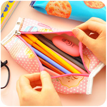 South Korea multi function and large capacity creative pencil box stationery Pencil bag school supplies