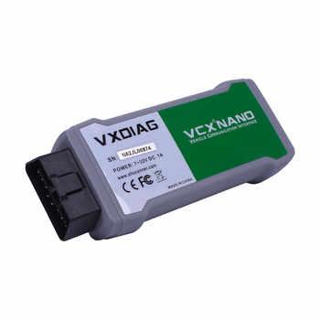 VXDIAG VCX NANO for opel for mazda for volvo OBD2 Diagnostic Tool