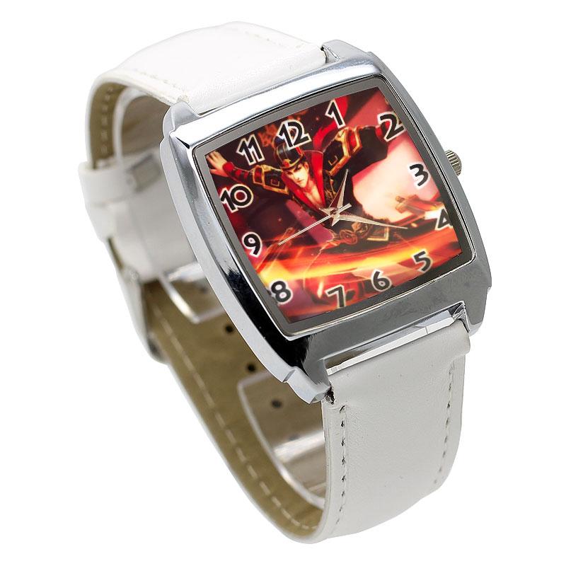 Hot game cartoon gift wristwatch child boys girls quartz watch fashion kids cute dog dial leather Luminous watches relogio