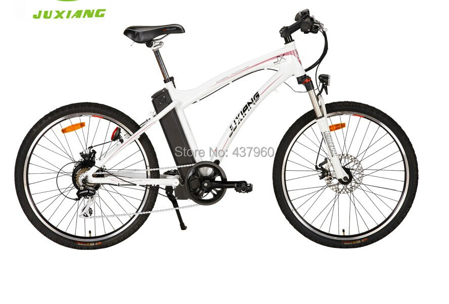 26 inch sepeda gunung, 36 V baterai lithium sepeda listrik, Olahraga - Bersepeda - Foto 2