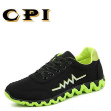 CPI 2018 Spring and summe Comfortable Men's casual shoes Fashion design soft Breathable sneakers shallow shoes CC-40
