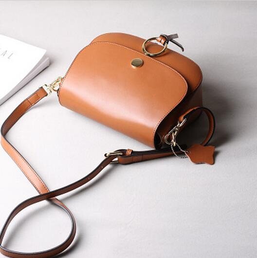 ФОТО Vintage Shoulder Bags New Fashion 100% Genuine Leather Ladies Party Purse Women Crossbody Shoulder Messenger Bags