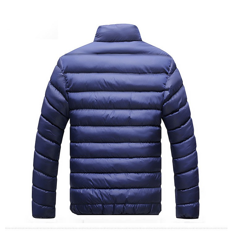 Mountainskin Thick Men Casual Parka Jacket