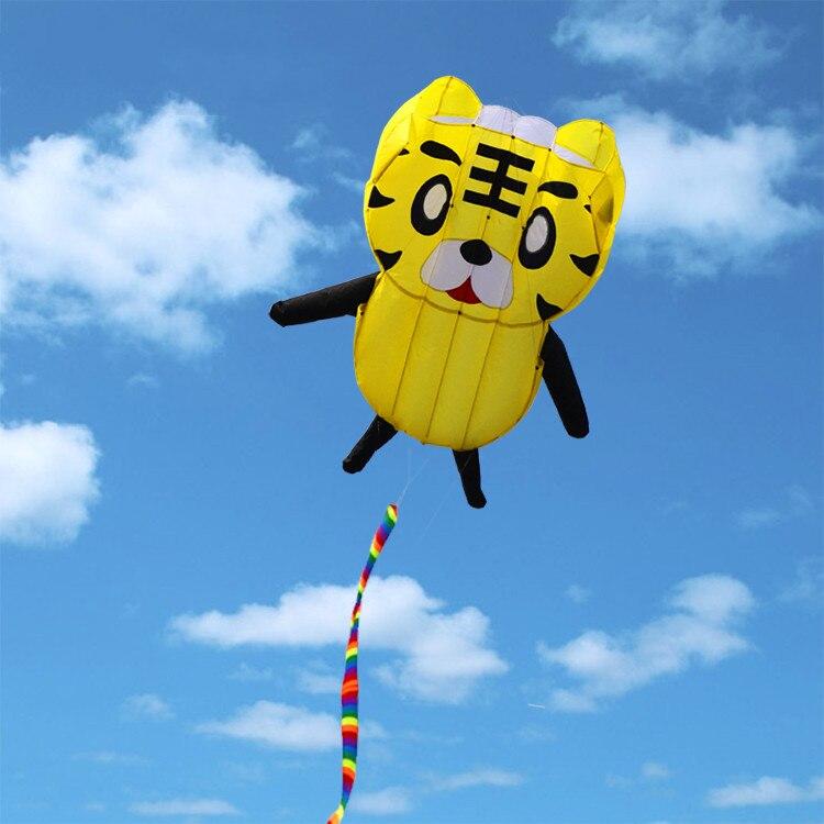 Nouveau cerf-volant tigre cerf-volant festival est facile à voler