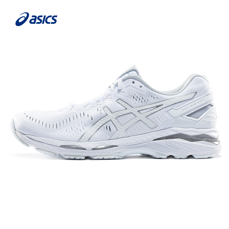Original New Arrival Official ASICS GEL-KAYANO 23 Men's Cushion Stability Running Shoes ASICS Sports Shoes Sneakers Comfortable asics tiger gel lyte iii lc