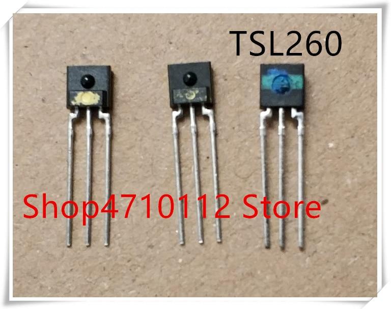 NEW 5PCS/LOT TSL260R-LF TSL260R TSL260 TSL-260 DIP-3