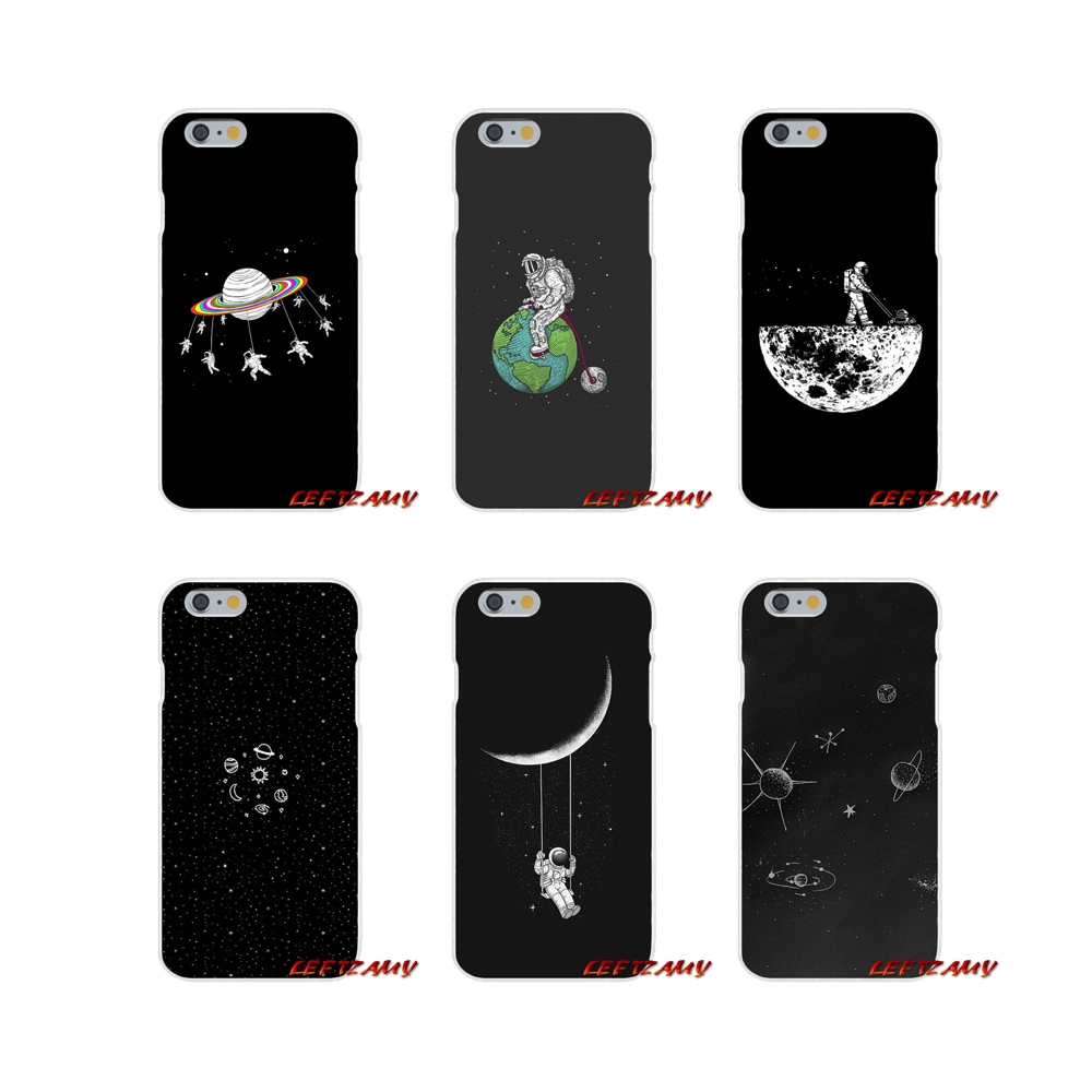 Phone Bags & Cases For Samsung Galaxy J1 J2 J3 J5 J7 A3 A5 A7 2015 2016 2017 J530 J730 Fundas Coque Astronauts Merry Go Round Planet Space Case Cellphones & Telecommunications
