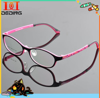 TR90 kinderen Anti Computer Blauw Laser laser Vermoeidheid stralingsbestendige Kids Brillen Brillen Bril Frame Kinderen DD0825