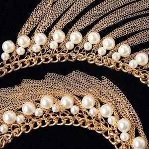 Image 2 - Mädchen großhandel perlen gürtel frauen dance Schmuck perlen bauchtanz kleidung mode bauchtanz hüfte schal auf verkauf