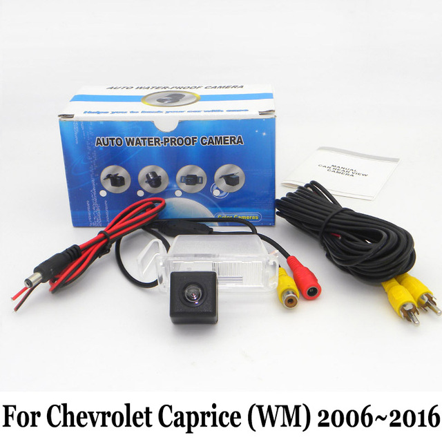 Car Parking Camera For Chevrolet Caprice (WM) / RCA AUX Wired Or ...