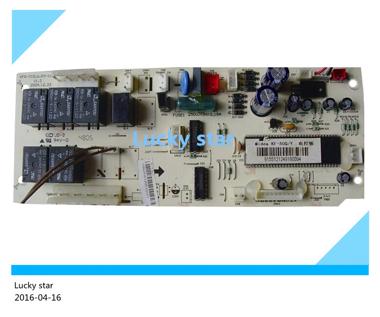 все цены на 95% new for Air conditioning computer board circuit board KF-50Q/Y good working онлайн