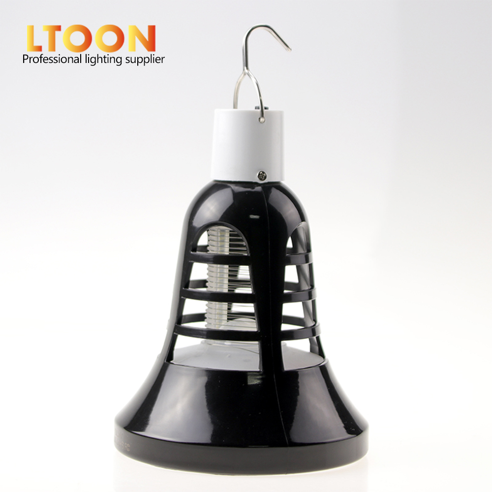 [LTOON]LED Mosquito Killer Lamp USB Bug Zapper E27 Anti Mosquito Electric Trap 8W Outdoor Insect Killer For Home Garden110V 220V