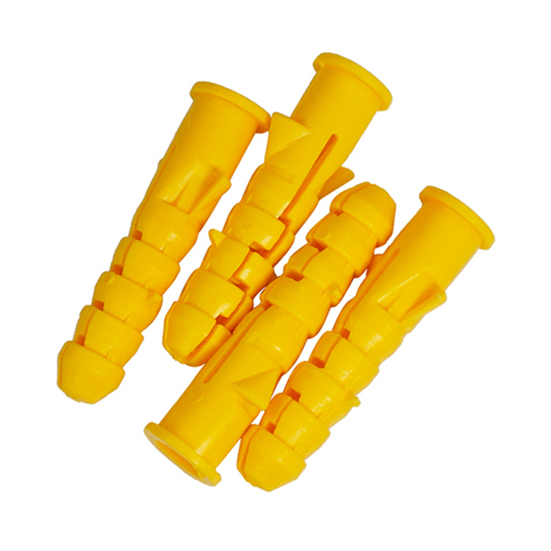 20 Pcs / Lot Plastic Expansion Tube Plug Hardware Fasteners Anchors Expansion Anchor Wall Plug Bolts 6 Mm / 8 Mm / 10 Mm Famous For High Quality Raw Materials, Full Range Of Specifications And Sizes, And Great Variety Of Designs And Colors