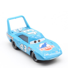 Disney Pixar Cars 2 Storm 3 Lightning McQueen Mater Vehicle 1:55 Diecast Metal Alloy Toys Model Car Birthday Gift For Kids