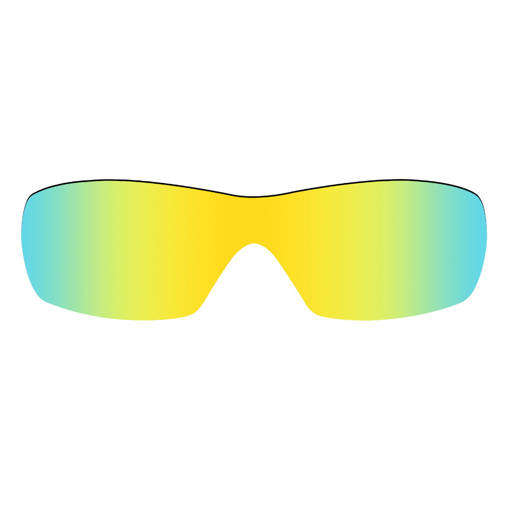 544d028b67 Mryok Anti Scratch POLARIZED Replacement Lenses for Oakley Dart Sunglasses  24K Gold-in Accessories from Apparel Accessories on Aliexpress.com